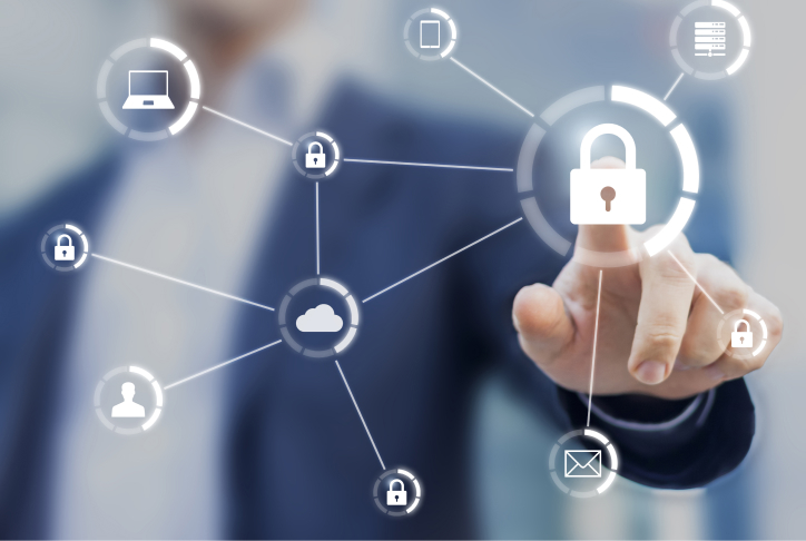 Cybersecurity of network of  connected devices